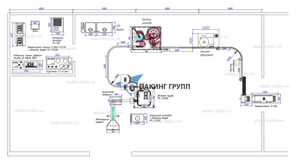 Артезианская питьевая вода DIO Siberian Water ПЭТ 19л